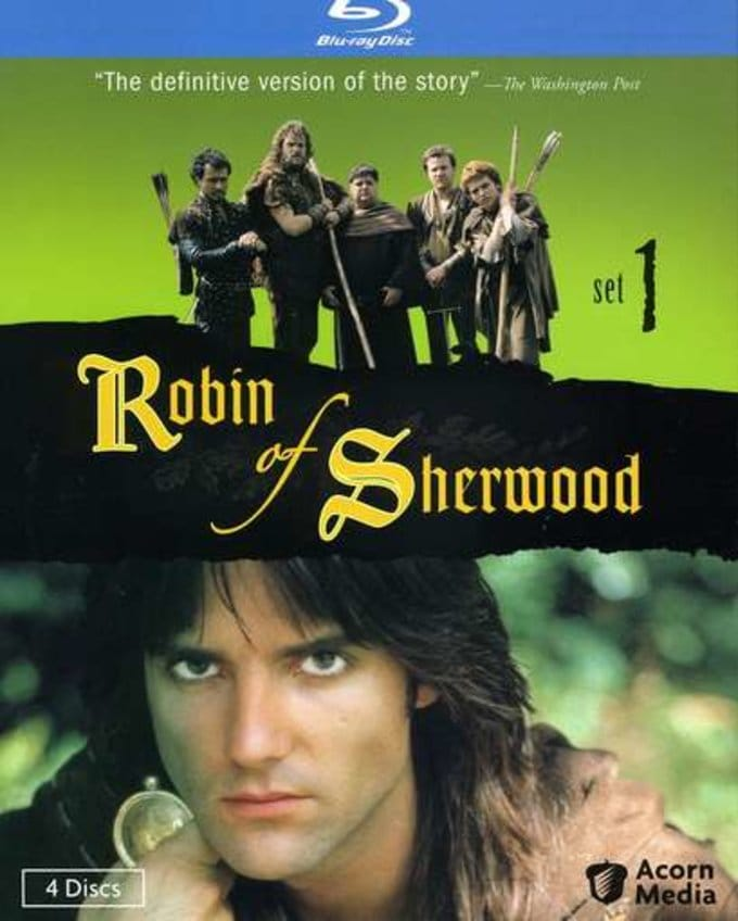 Robin of Sherwood - Set 1 (Blu-ray)
