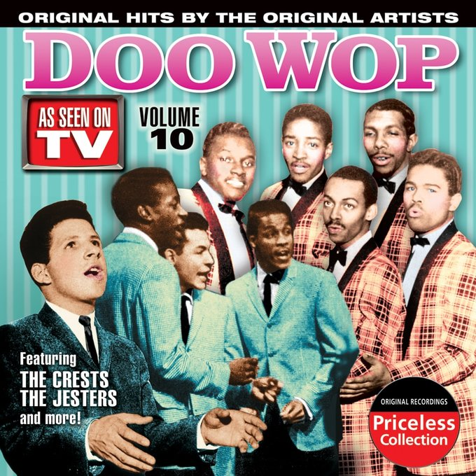 Doo Wop As Seen On TV, Volume 10