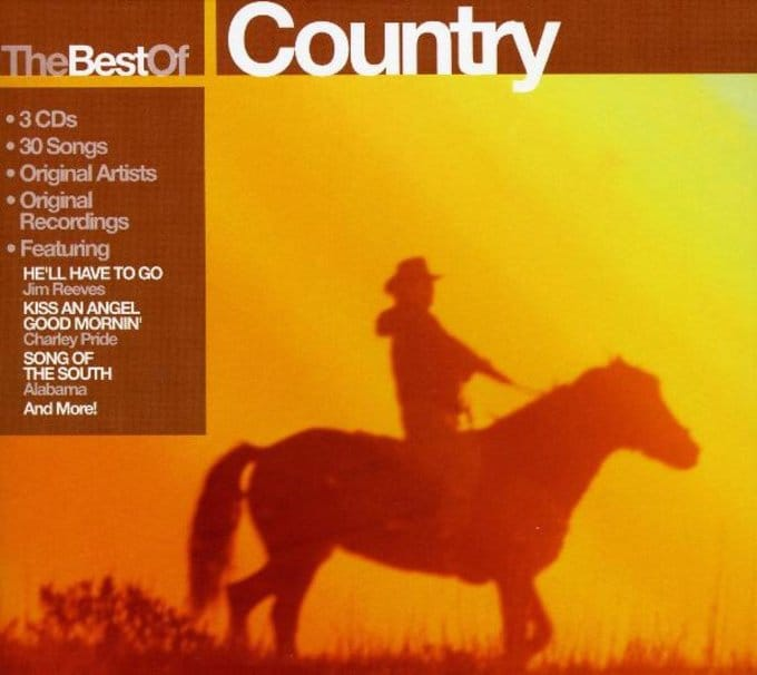 Best Of Country (3-CD)