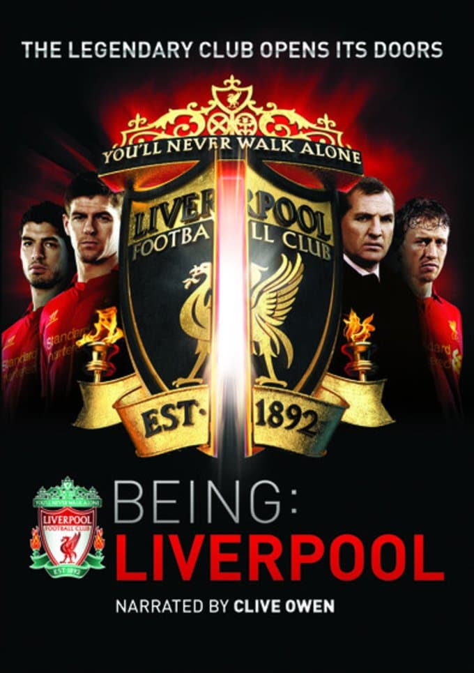 Being: Liverpool (2-Disc)