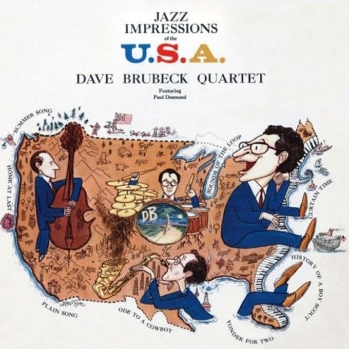 Jazz Impressions of the U.S.A.