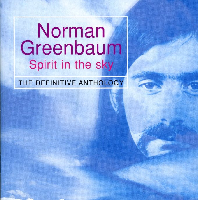Spirit in the Sky: The Definitive Anthology