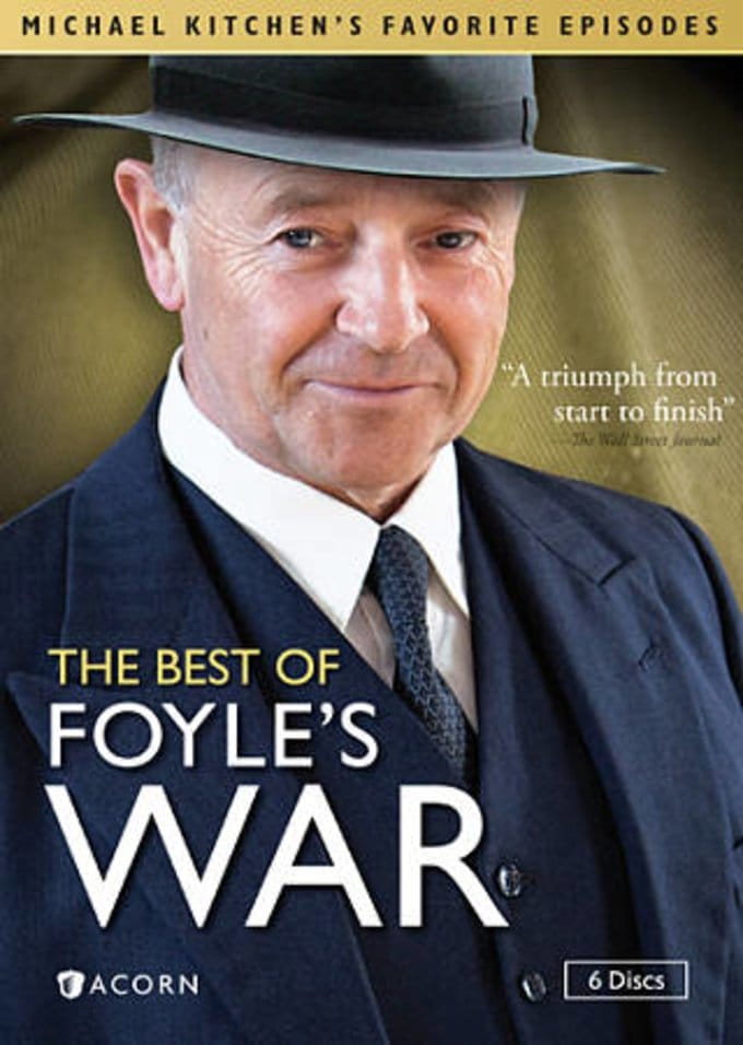 The Best of Foyle's War (6-DVD)