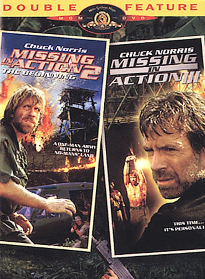 Missing in Action 2 / Missing in Action 3
