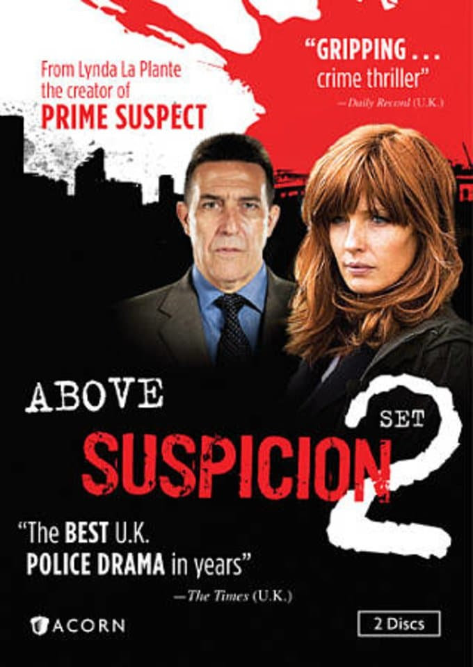 Above Suspicion - Set 2 (2-DVD)