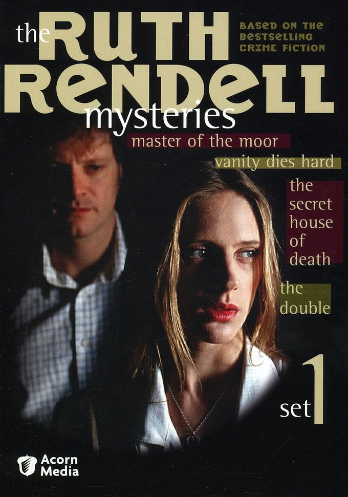 Ruth Rendell Mysteries - Set 1 (3-DVD)