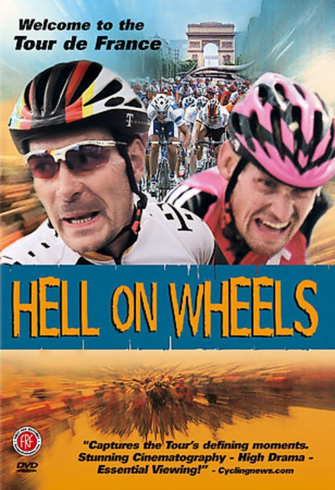 Bicycling - Hell on Wheels (Tour de France