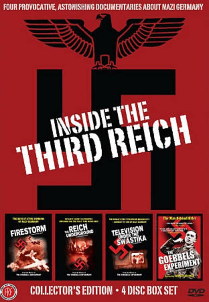 Inside the Third Reich - Box Set (4-DVD)