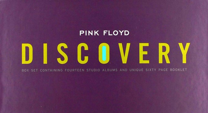 The Discovery Studio Album Box Set (16-CD)