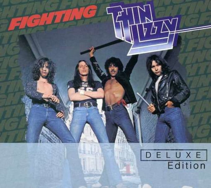 Fighting (Deluxe Edition) (2-CD)