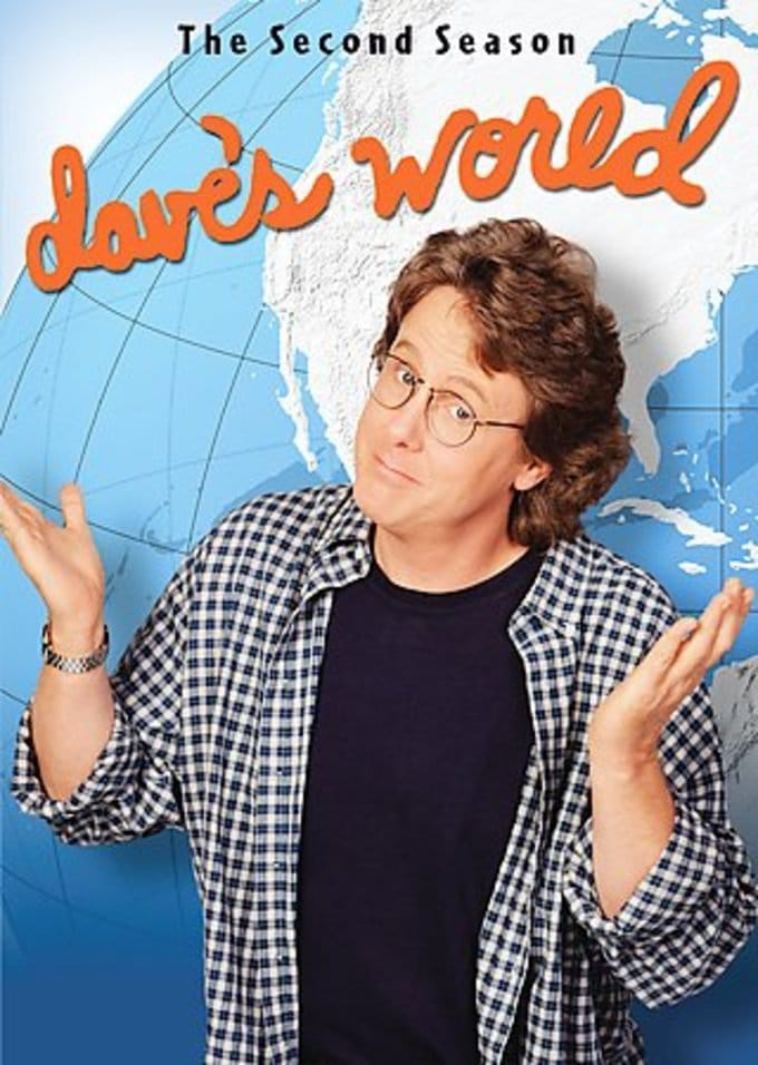 Dave's World - Complete 2nd Season (3-DVD)