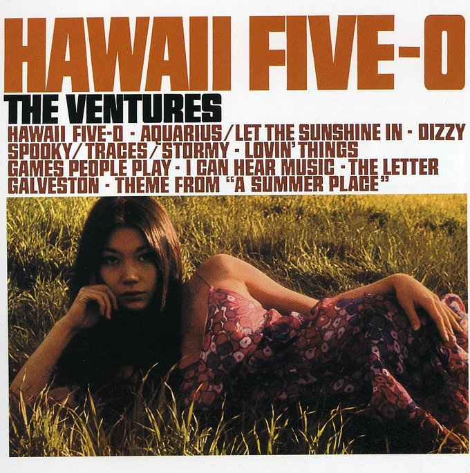 Hawaii Five-O [Bonus Tracks]