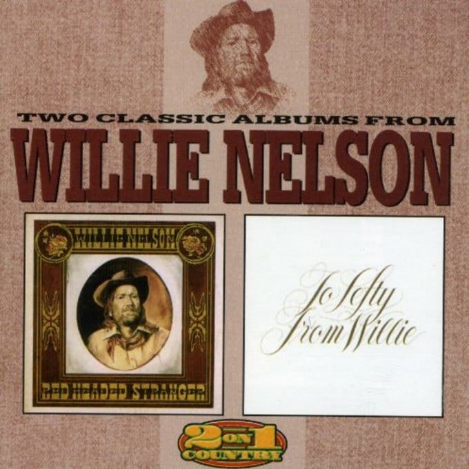 Red Headed Stranger / To Lefty from Willie