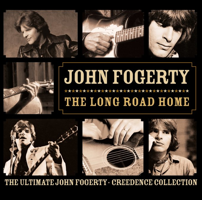 The Long Road Home: The Ultimate John Fogerty