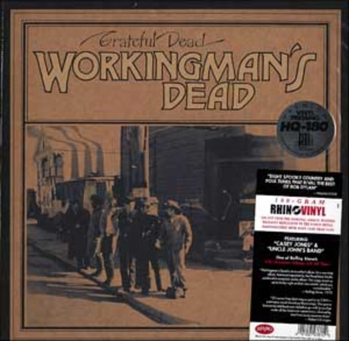Workingman's Dead (180GV)