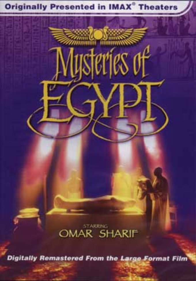 IMAX - Mysteries of Egypt