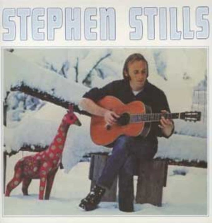 Stephen Stills (180GV)