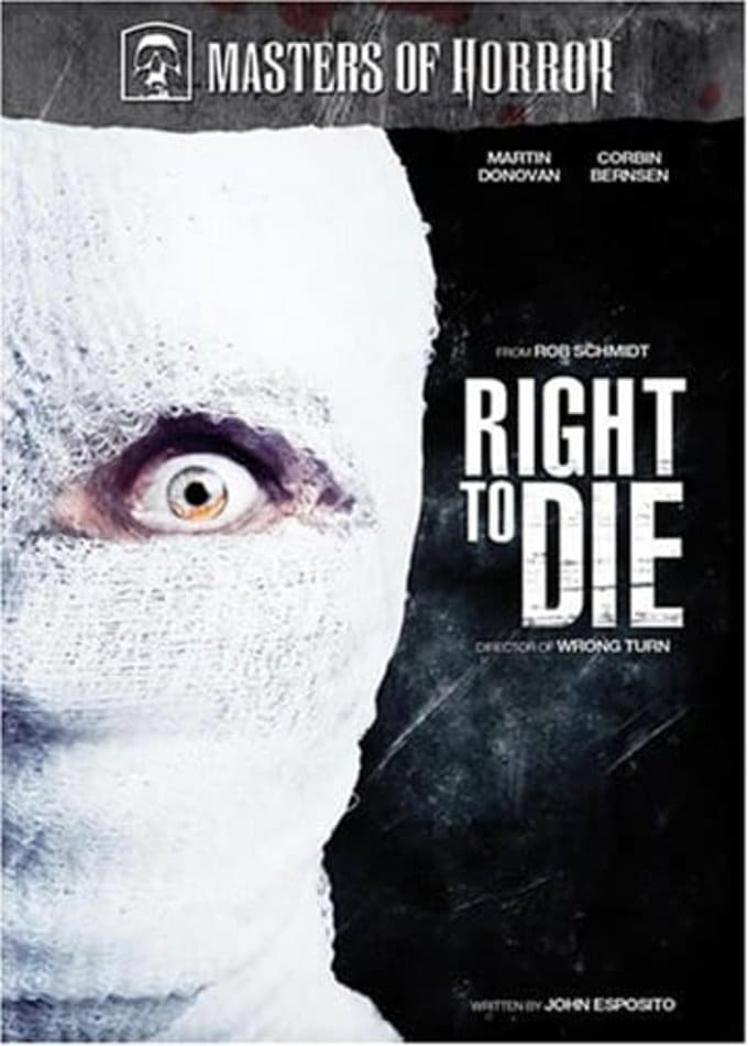 Rob Schmidt: Right to Die