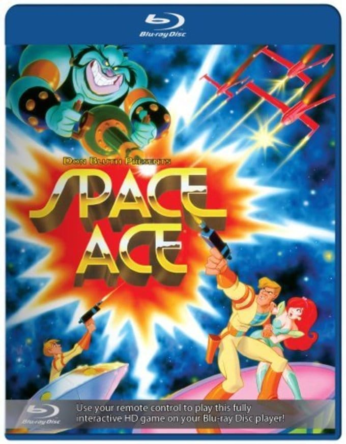 Space Ace (Blu-ray)