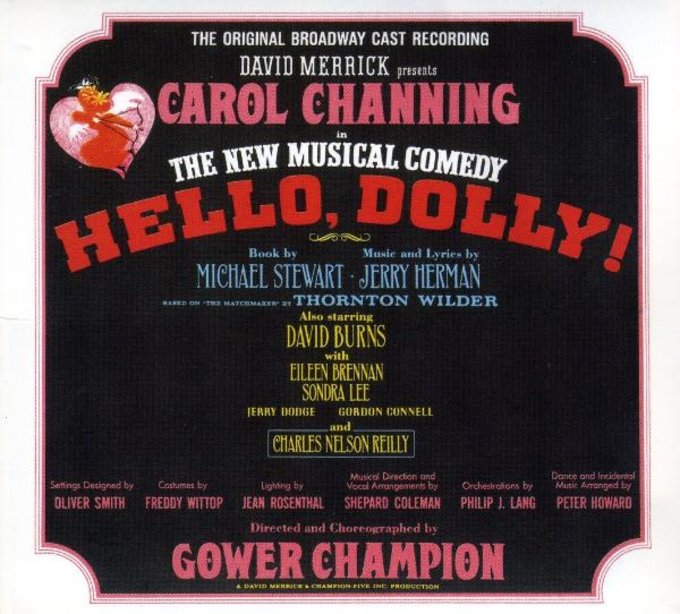 Hello, Dolly! [Original Broadway Cast Recording]