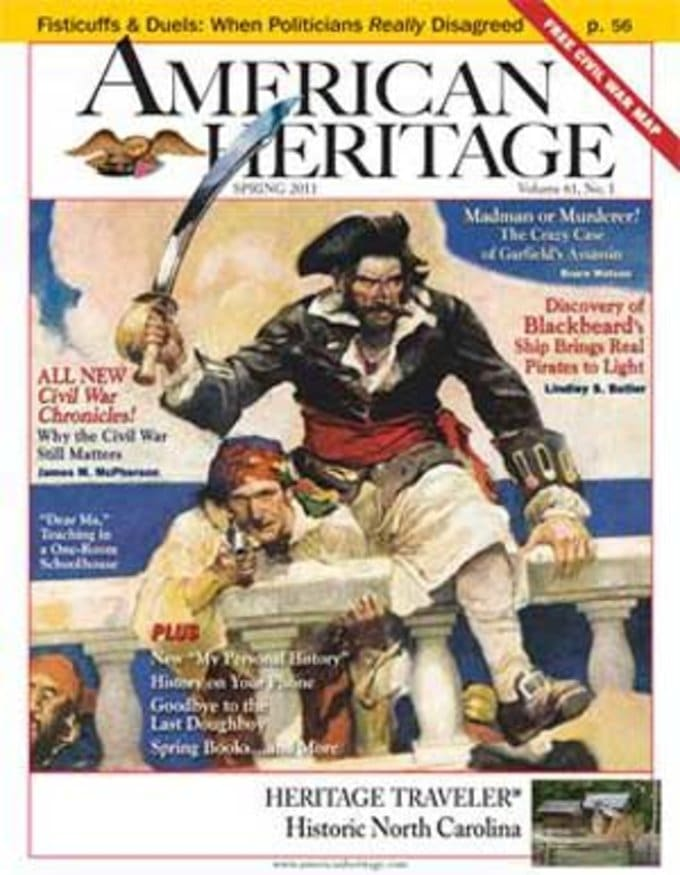 American Heritage - Volume #61, Issue #1
