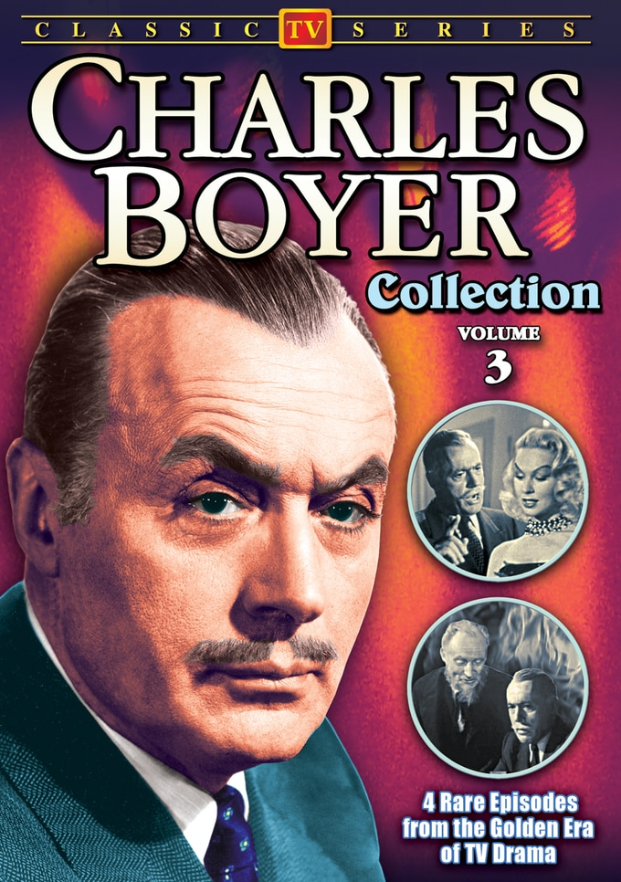 Charles Boyer Collection - Volume 3