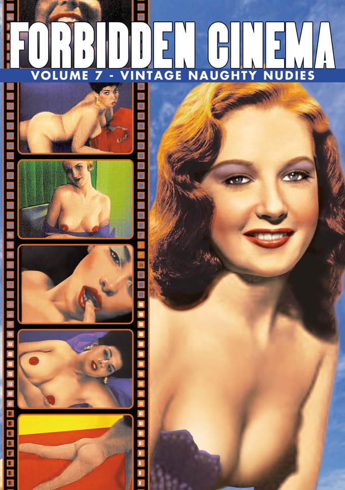 Volume 7: Vintage Naughty Nudies