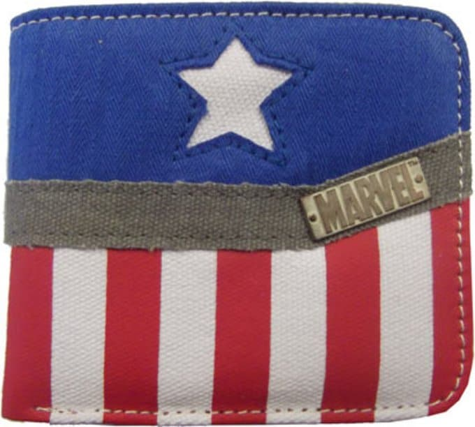 Marvel Comics - Captain America Wallet