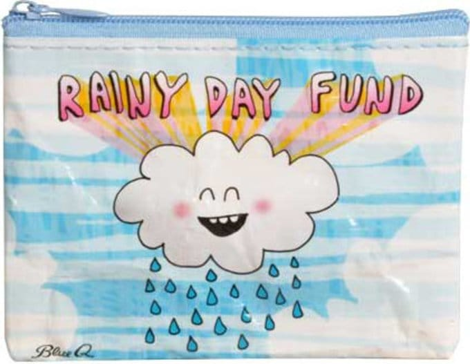 Coin Purse - Rainy Day Fund