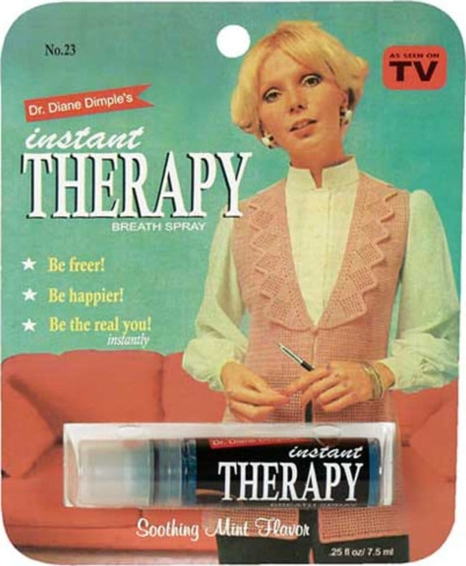 Breath Spray - Instant Therapy