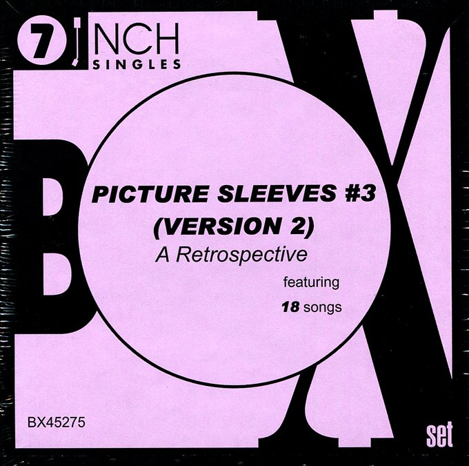 45RPM Collection / Picture Sleeves #3 (18 Songs)