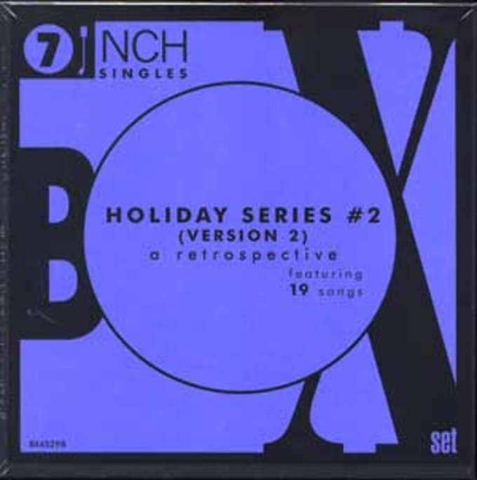Holiday Series #2 (Version 3) (16 Songs)