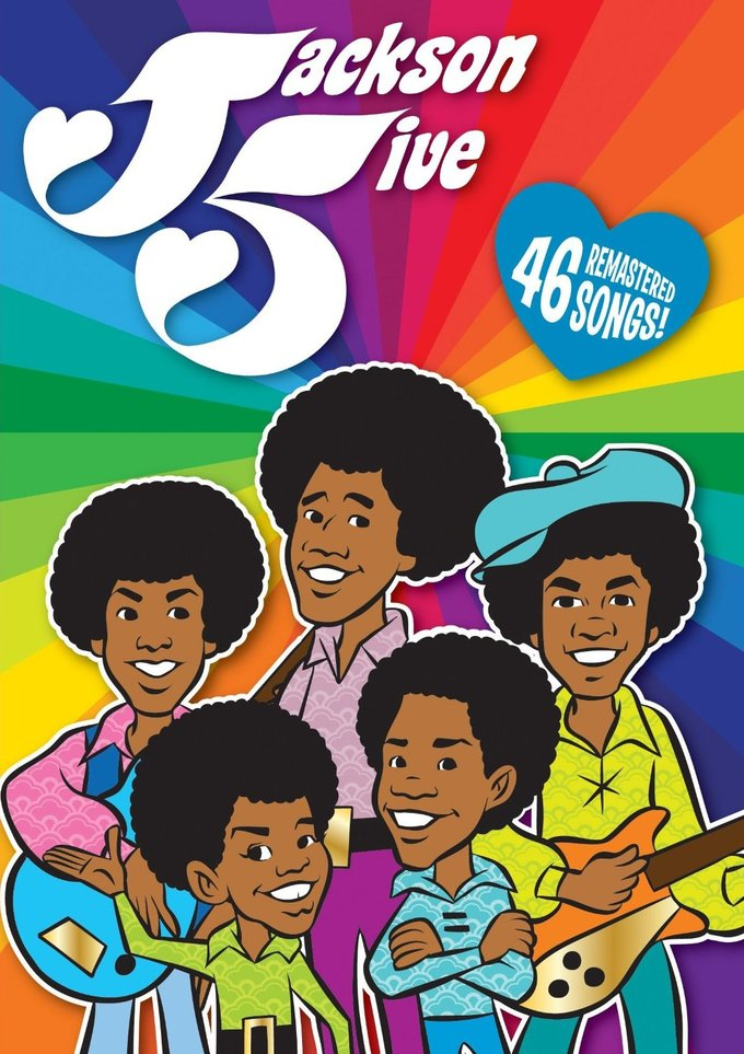 Jackson 5ive - Complete Animated Series (2-DVD)