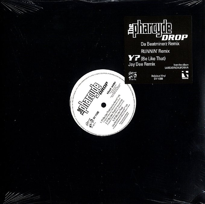 "Drop / Runnin' / Y? (Be Like That) Remixes (12"")"