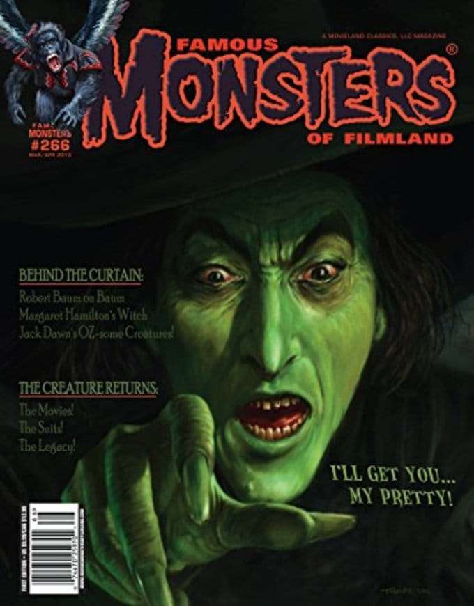 Famous Monsters of Filmland #266