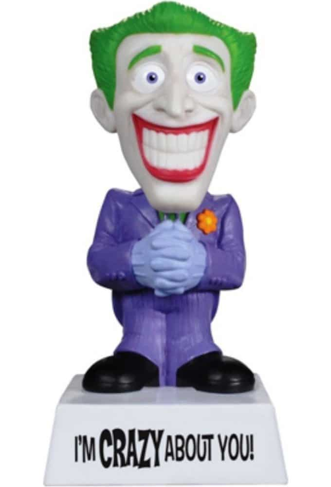 Batman - The Joker -Wacky Wisecracks Action Figure