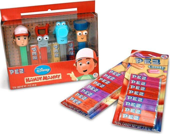 Disney - Handy Manny Pez Gift Set