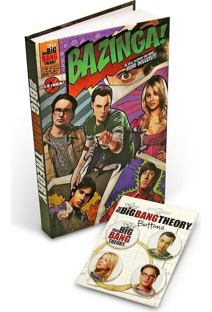 Big Bang Theory Gift Set 4