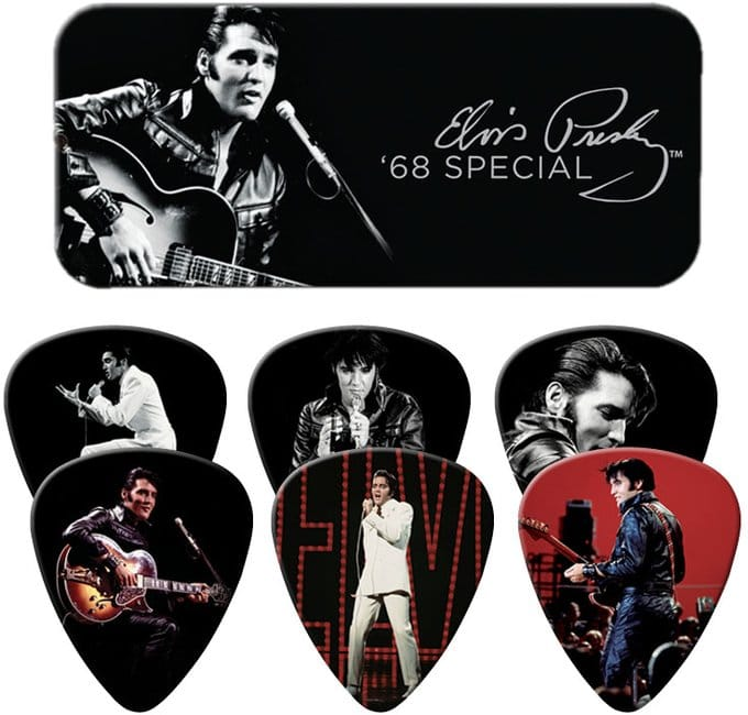 '68 Special - Guitar Pick Tin