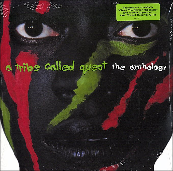 Anthology (2-LPs)