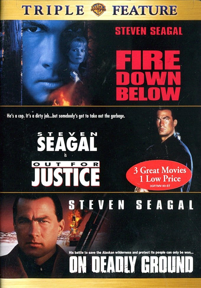Fire Down Below / Out For Justice / On Deadly