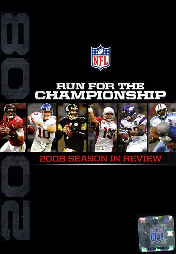 NFL Run for the Championship: 2008 NFL Season in