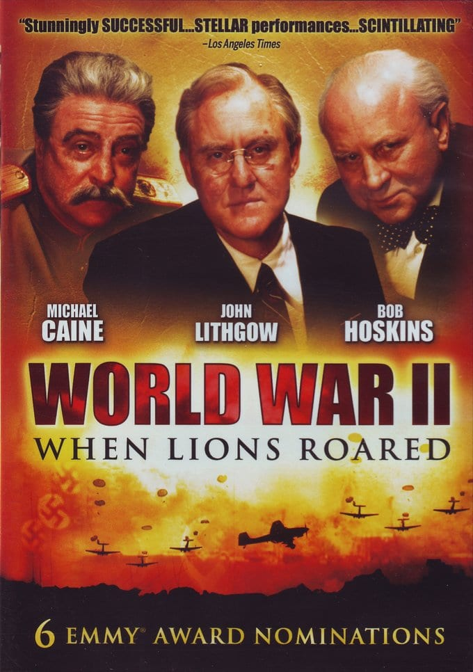 World War II: When Lions Roared (2-DVD)
