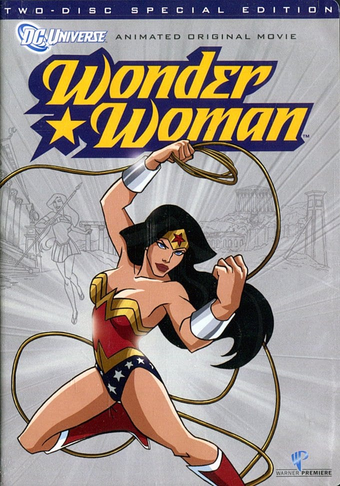 Wonder Woman: Animated Original Movie (2-DVD