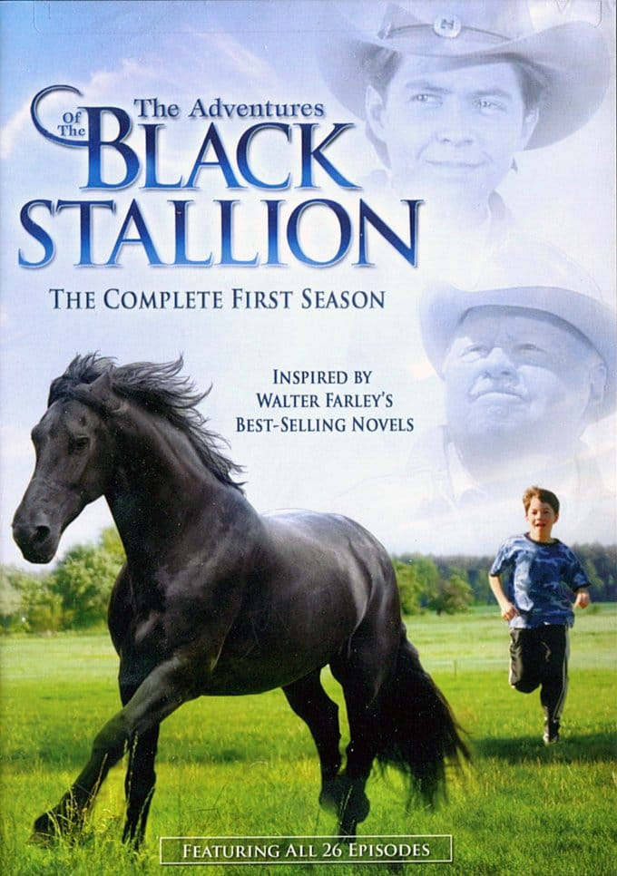 The Adventures of Black Stallion - Season 1