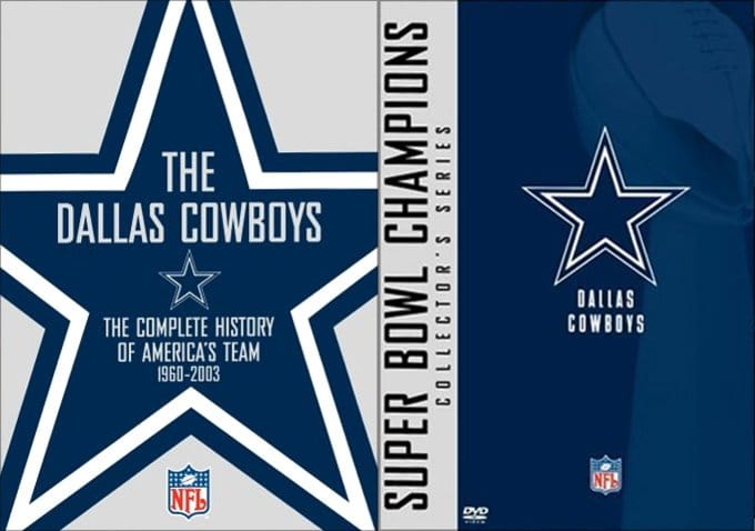 Dallas Cowboys 2-Pack: Complete History of