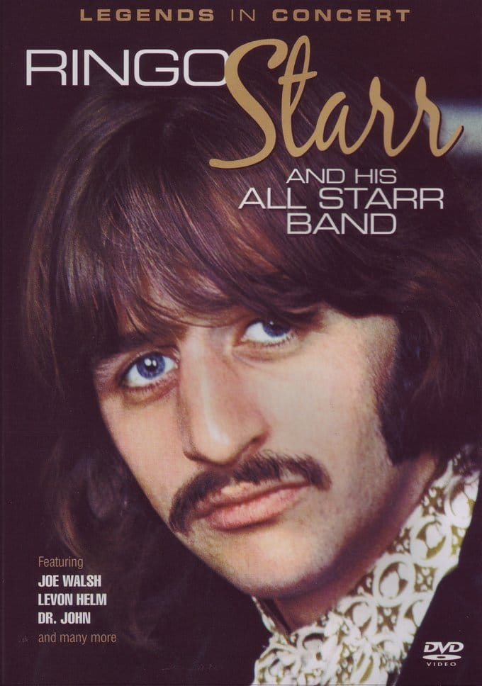 Ringo Starr and His All Star Band - Legends in