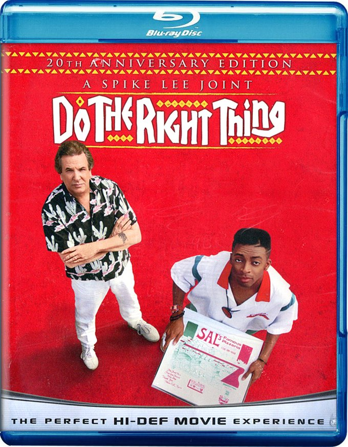 Do the Right Thing (Blu-ray, 20th Anniversary)