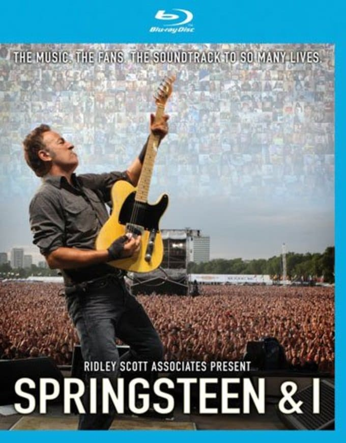 Springsteen & I (Blu-ray)
