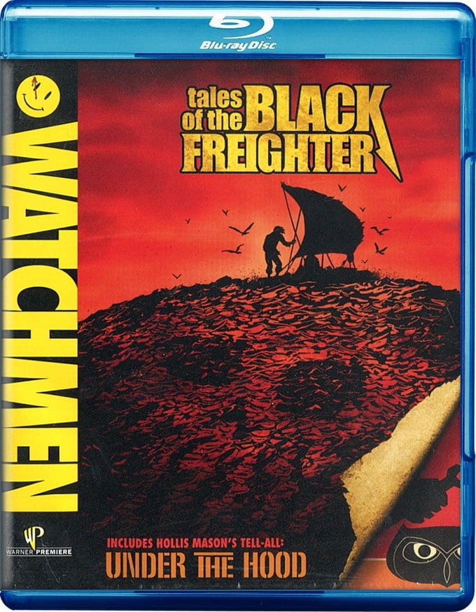 Watchmen - Tales of the Black Freighter & Under
